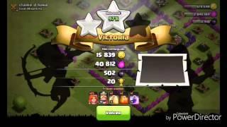 Valquirea!!!noooo/clash of clans #1