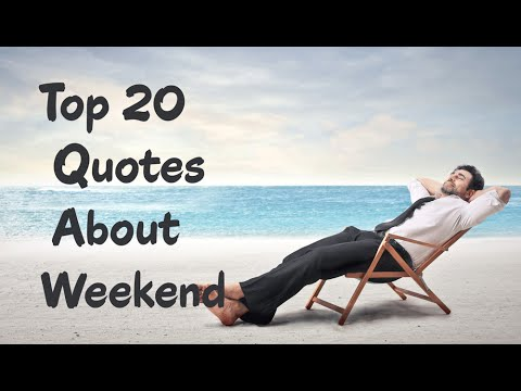 Weekend Quotes | Top 20 Quotes About Weekend Free Enjoy The Weekend Ecards 123