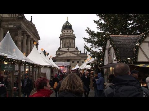 Berlin's Christmas markets, blending tradition and modernity