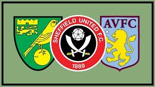 Sensible Transfers: Aston Villa, Norwich City & Sheffield United