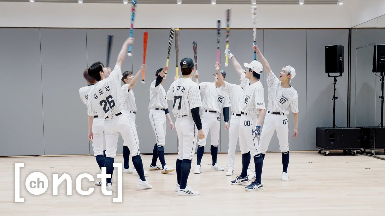 NCT 127 엔시티 127 'Punch' Special ver. 시티고 야구부 Dance Practice