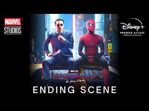 Download SPIDER-MAN: NO WAY HOME (2021) Ending Scene | Marvel Studios