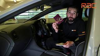 European driving essentials - what to take when you go away