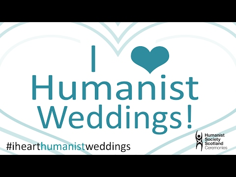 Let's Get Married - #ihearthumanistweddings