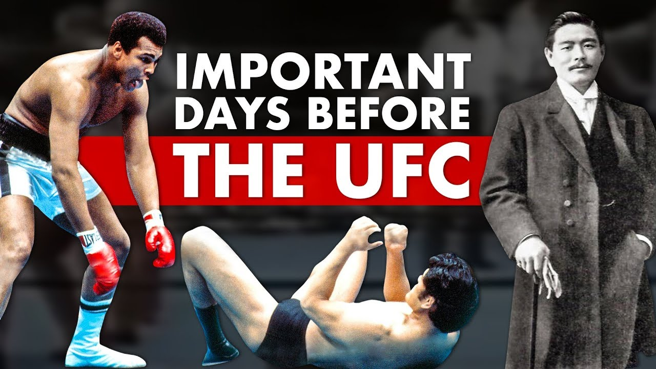 The 10 Most Important Days in MMA Before The UFC