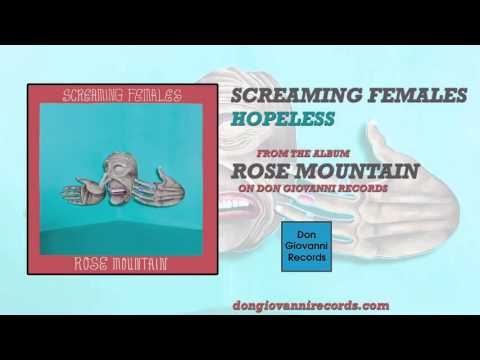 Screaming Females - Hopeless (Official Audio)