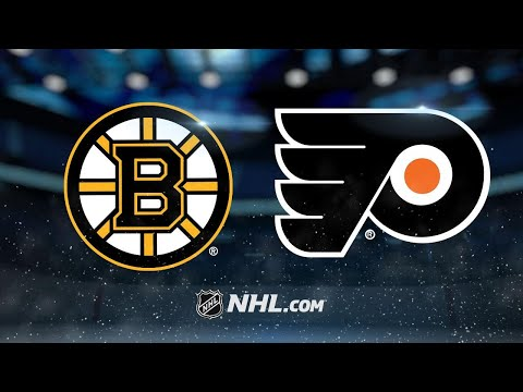 Rask makes 28 saves in Bruins' 3-0 win against Flyers