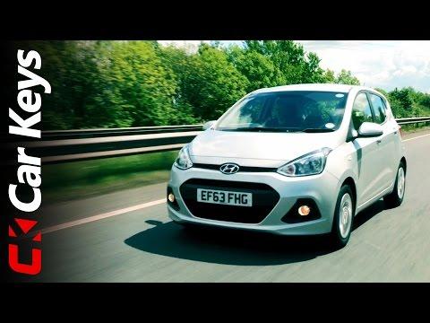 Hyundai i10 2014 review - Car Keys