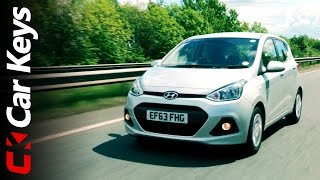 Hyundai i10 2014 review - Car Keys