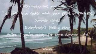 Summer Nights, by Rascal Flatts