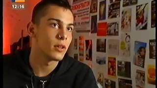 Doku(2002) Nur nich´ nach Hause-Sascha 16 Straßenkind