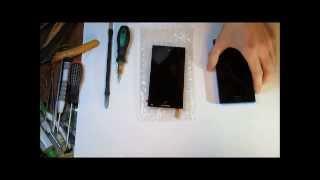 how to disassemble Huawei W1 как разобрать