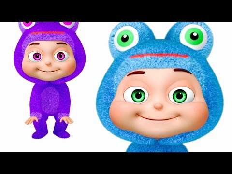 Five Little Speckled Frogs And More | Fancy Babies Nursery Rhymes | Baby Rhymes Collection