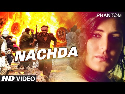 Nachda VIDEO Song - Phantom | Saif Ali khan, Katrina Kaif | T-Series