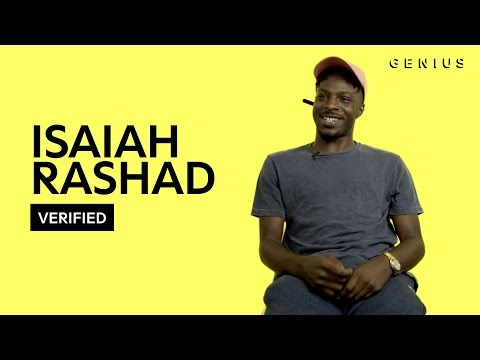 """Isaiah Rashad """"Free Lunch"""" Official Lyrics & Meaning 