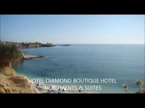 Charter Creta Heraklion - DIAMOND BOUTIQUE HOTEL APARTMENTS & SUITES - Central Travel Bucuresti