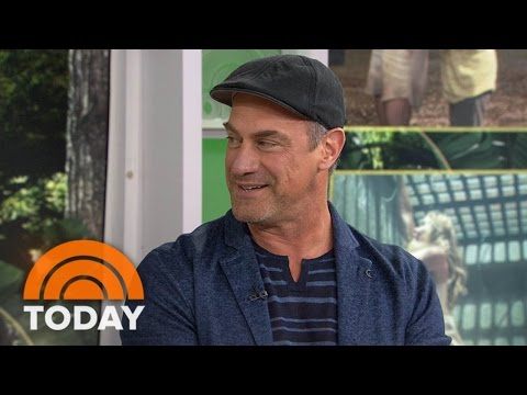 Christopher Meloni On Goldie Hawn And His 'Creepy' Instagram Video  TODAY