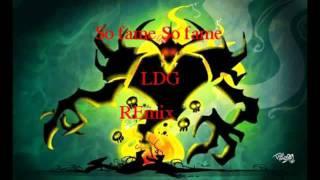 So fame So fame LDG mix