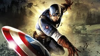 Captain America: Super Soldier All Cutscenes (Game Movie) 1080p HD