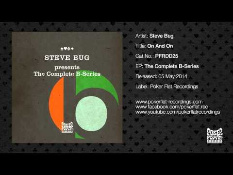 Steve Bug: On And On
