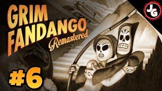 Let's Play Grim Fandango Remastered #6 [Deutsch|PS4]
