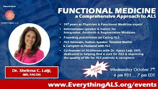 A Comprehensive Functional Medicine Approach to ALS with Dr. Shelena Lalji