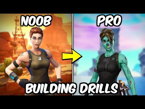 Practicing Builds! Noob To Pro Fortnite Episode 2