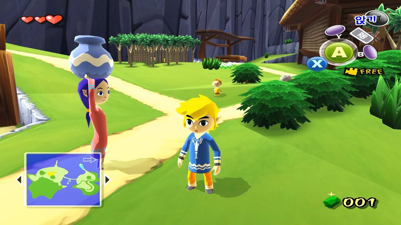 The Legend of Zelda: The Wind Waker - Dolphin Emulator Wiki