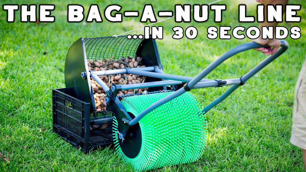 Watch ALL the sizes of the Bag-A-Nut Pick Up Pecans in 30 seconds