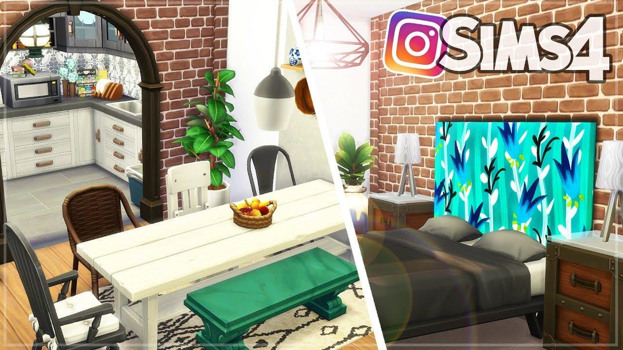Idée Déco Appartement Jeune instagram appartement ⭐ [no cc]- sims 4 creation