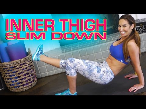 Backs of Arms and Inner Thigh Workouts