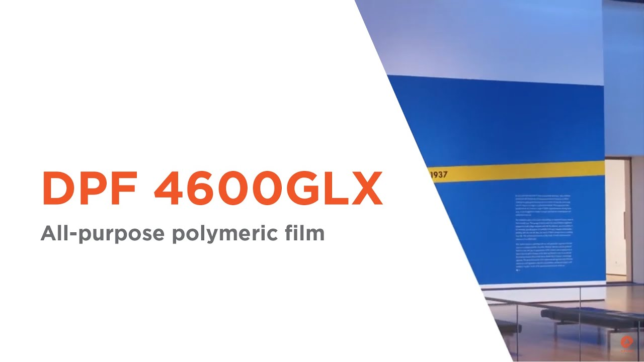 DPF 4600GLX - All purpose applications polymeric film