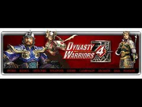 Dynasty Warriors 4 OST- Verge of Despair