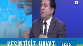 TRT HABER Sağlık Olsun 21 4 2017, Prof. Hasan Özkan Kronik Hepatit B