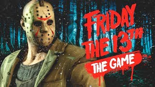 Friday the 13th: The Game - А ДЖЕЙСОН ДОМА???