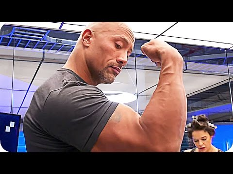 FAST 8 On Set Production Trailer (2017) Behind the Scenes Making Of