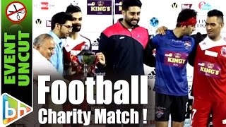 All Heart Football Club VS All Stars Football Club Match 2016   Event Uncut