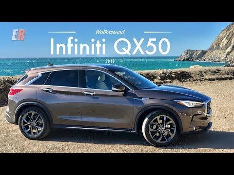 2019 Infiniti QX50 2.0 VCT - First Drive Impressions