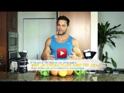 Super-Antioxidant Juice Recipe - Eliminate Free Radicals