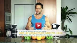 Super-Antioxidant Juice Recipe - Eliminate Free Radicals