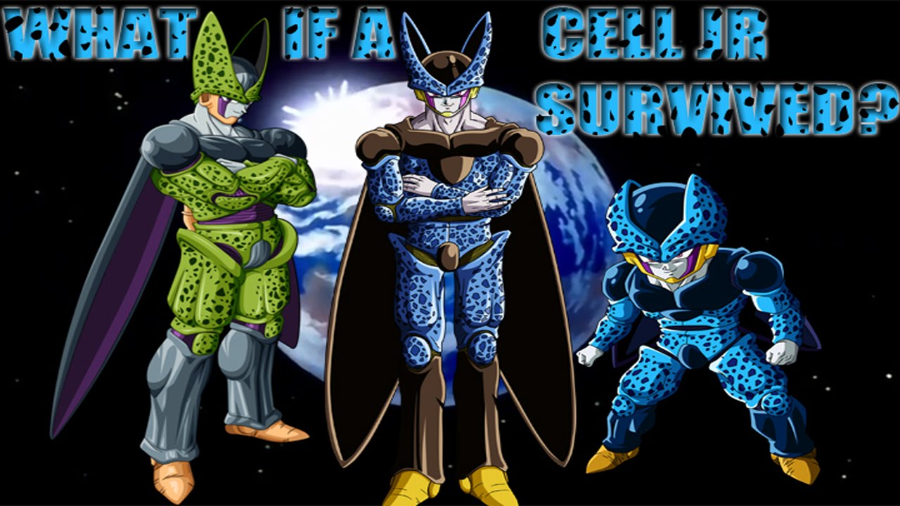 What If A Cell Jr Survived Youtube