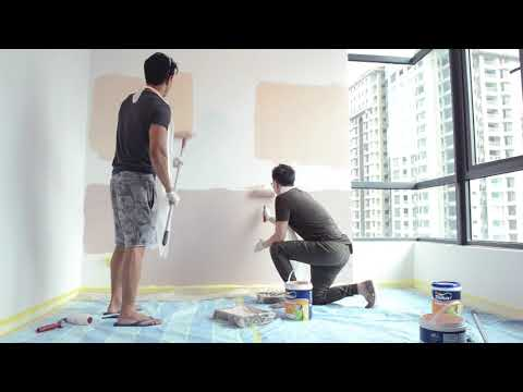 Dulux EasyClean Ombre Wall