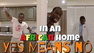 In An African Home: Yes Means No... (Clifford Owusu)