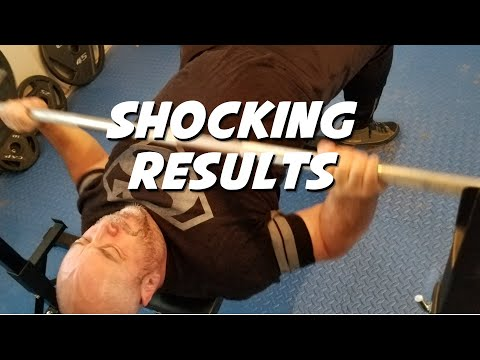 Shocking Results? When a Powerlifter Runs 50k a Week