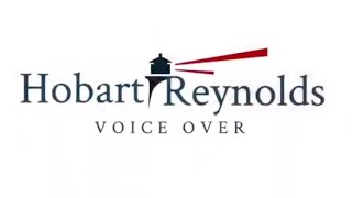 Hobart Reynolds Video VoiceOver Promo Demo