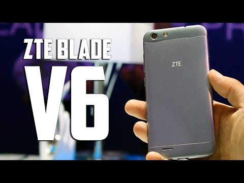 ZTE Blade V6, primeras impresiones