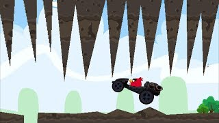 Angry Birds Cross Country - BLACK CAR UNLOCKED! RACING GRAND PRIX FULL LEVEL!