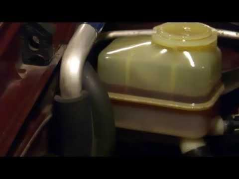 ГТ Замена масла или прокачка в ГУР гидроусилитель руля