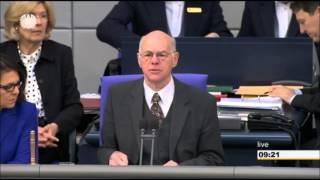 Lammert erklärt Prozedur zur Abstimmung ohne Fraktionszwang (Sterbehilfe)