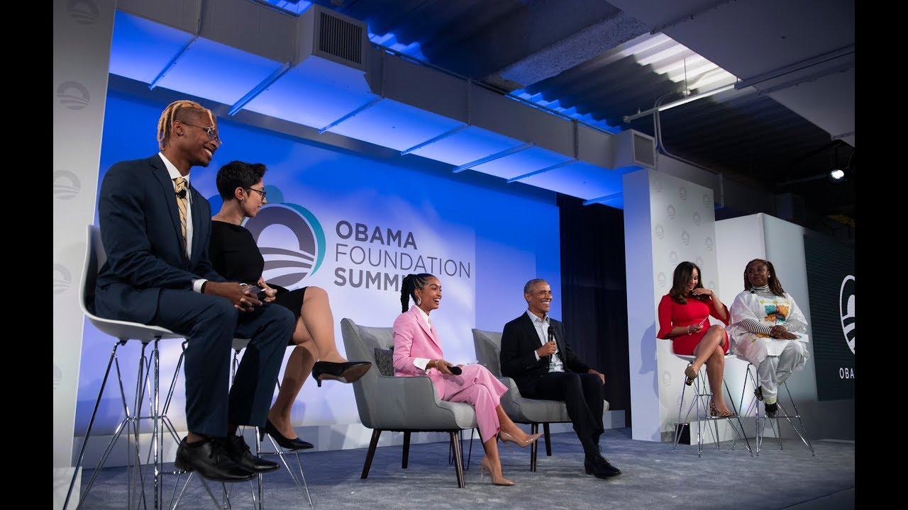 """Image result for Barack Obama challenges 'woke' culture"""""""
